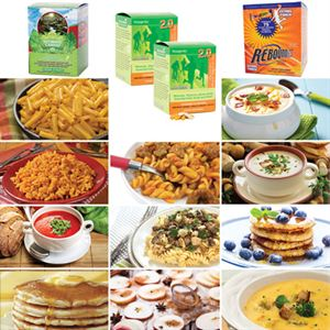 Picture of On-The-Go with GOFoods CEO Mega Pak™